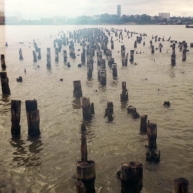 Hudson River Poles