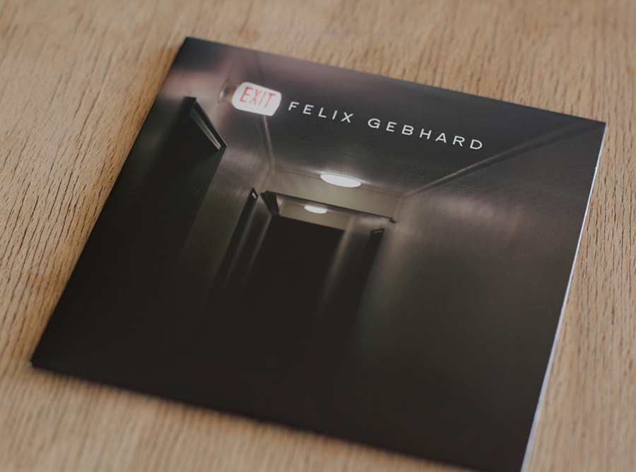 Felix Gebhard - Exit Felix Gebhard CD