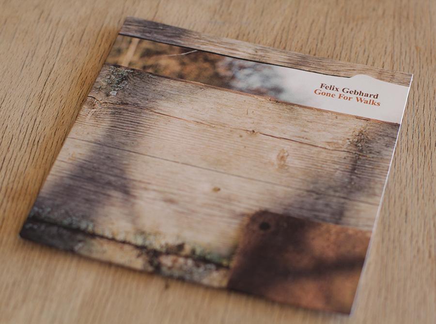 Felix Gebhard - Gone For Walks CD