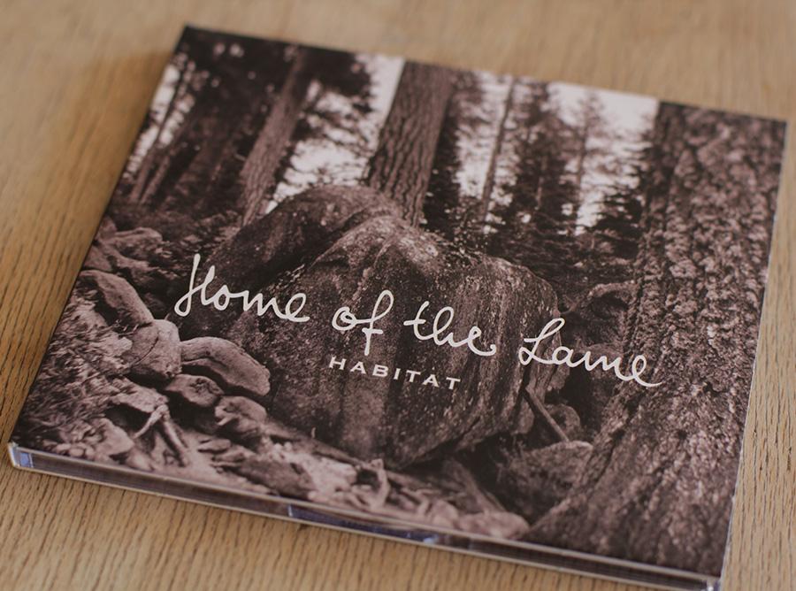 Home Of The Lame - Habitat CD