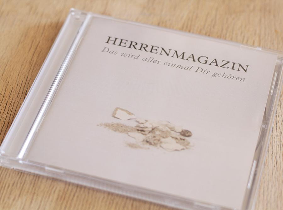 Herrenmagazin - Das Wird Alles Einmal Dir Gehören CD/LP