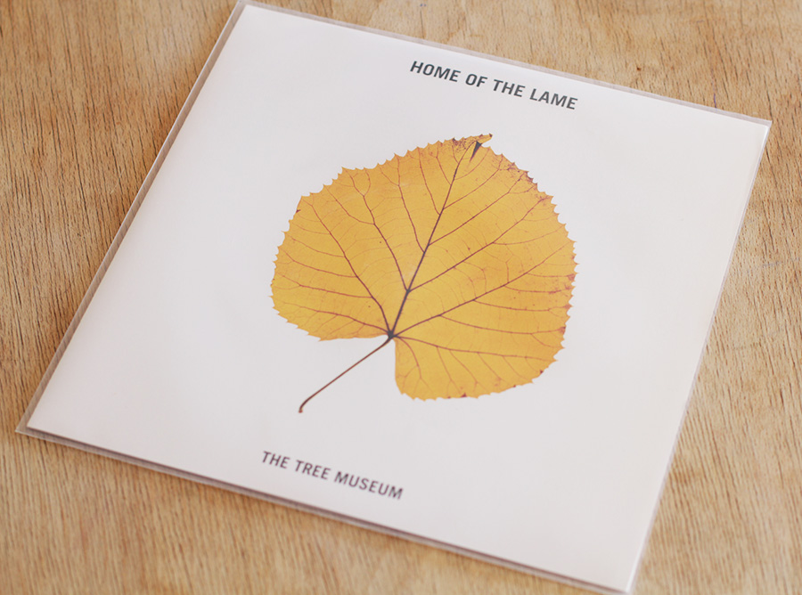"""Home Of The Lame - The Tree Museum 10"""""""